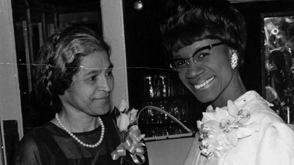 Shirley Chisholm: Unbought & Unbossed