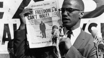 Harlem celebrates Malcolm X birthday