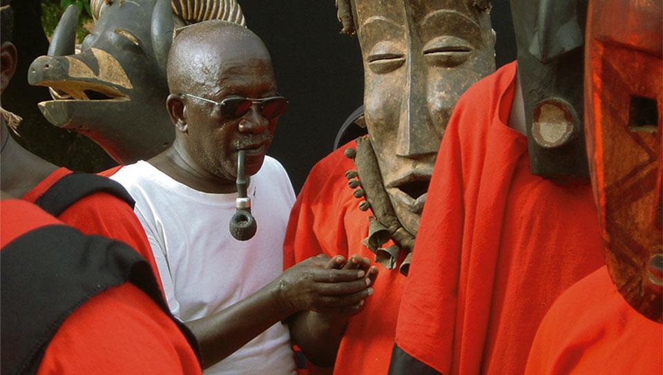 Filmmaker Ousmane Sembène, lifelong radical