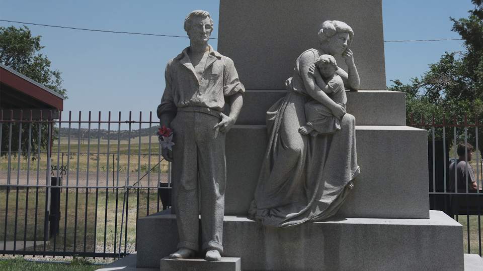 94 Years after Ludlow Massacre, site now national historic landmark