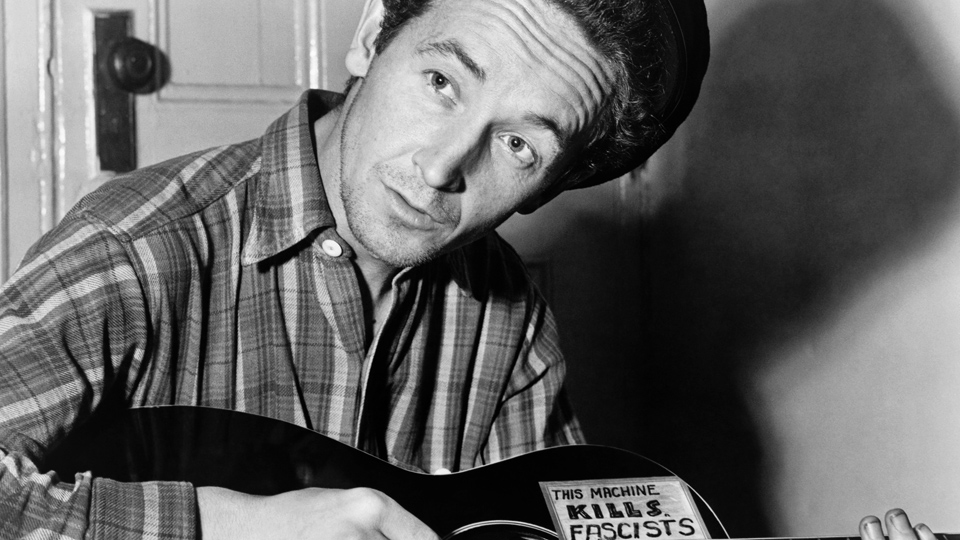 Woody Guthrie's first Daily Worker column