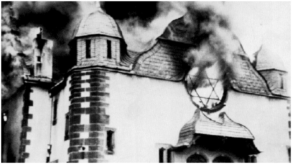 "Today in history: Kristallnacht, the Nazis' ""Night of Broken Glass"""