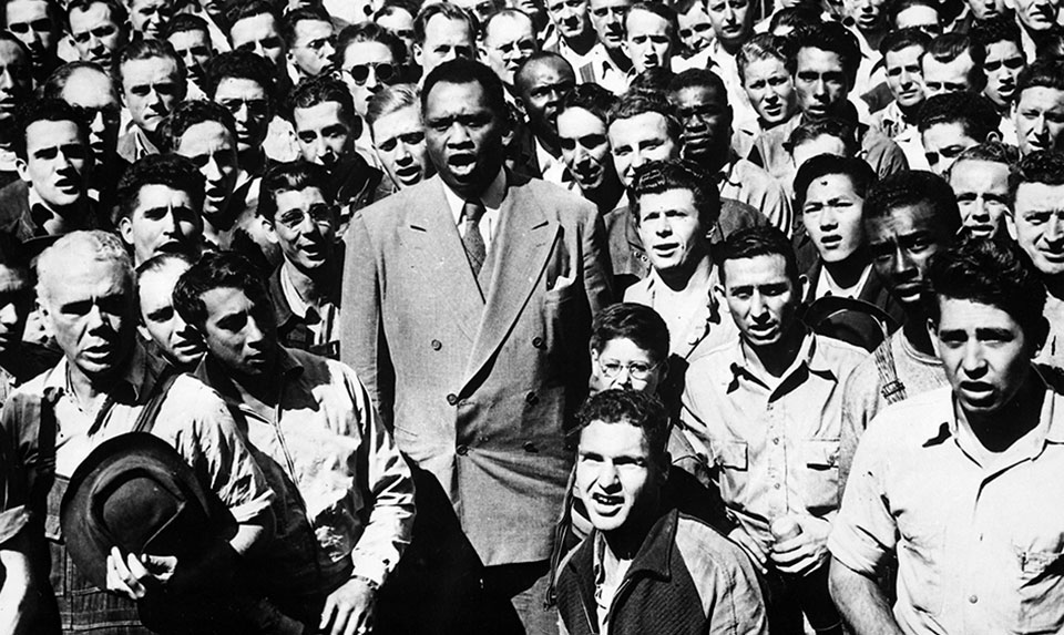 Today in Labor History: Paul Robeson dies