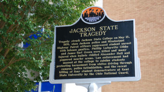 Today in history: The 1970 killings at Jackson State College