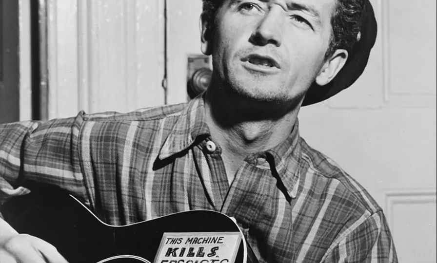 Today in labor history: Ode to a labor troubadour, Woody Guthrie