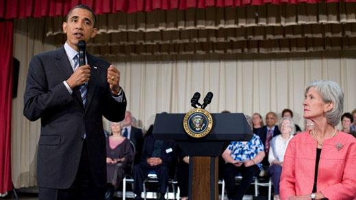 Obama reaches out to seniors on new Medicare benefits