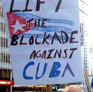 Caribbean states, Uruguayan president demand end of U.S. blockade of Cuba