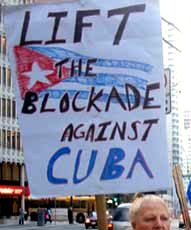 Caribbean states, Uruguayan president demand end of U.S. blockade of Cuba