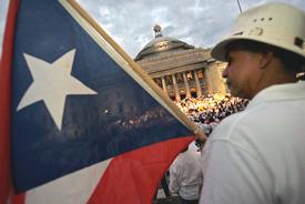 Puerto Ricos crisis highlights its colonial status