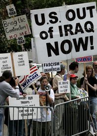 American people can end this war  Democrats push for Iraq pullout