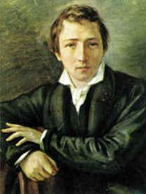 Heinrich Heine, poet and communist?