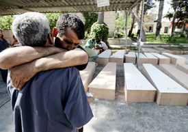 Mideast death toll renews call for cease-fire