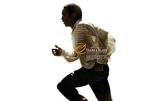 "Take heart in struggle for freedom, see ""12 Years a Slave"""