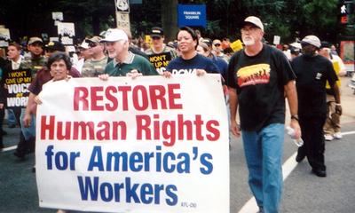 Organizing drives gain momentum: An interview with AFL-CIO Organizing Director Stewart Acuff