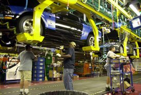 Ford slashes spell pain for workers, communities; CEO to rake in millions