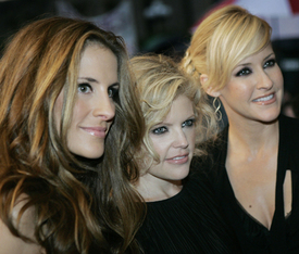 Dixie Chicks: Rock n roll antiwar moms