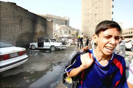 Report: 655,000 Iraqis dead