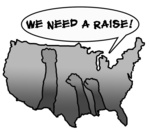 Red states say America needs a raise