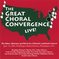 Labor choruses sing for peace, workers rights