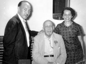 James and Esther Jackson: shapers of history