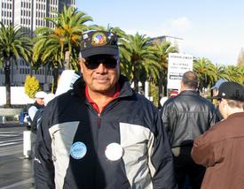 Bay Area unions support Alcatraz ferry workers