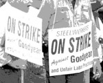 Steelworkers launch campaign for Goodyear strikers