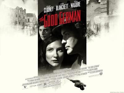 Movie buddies love The Good German