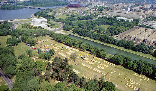Occupy Congress to feature tent city of the unemployed in D.C.