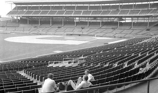 The 1981 Major League Baseball Players strike