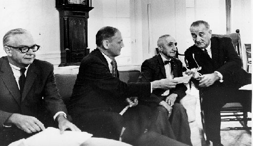 Today in labor and people's history: Medicare and Medicaid established