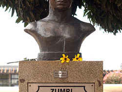 Today in labor history: Zumbi, leader of community of freed slaves, beheaded