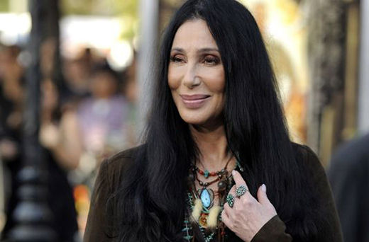 """Cher: """"If Trump's elected I'm moving to Jupiter"""""""