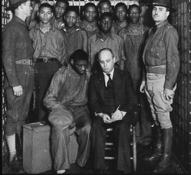"Ala. board approves pardons for ""Scottsboro Boys"""