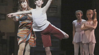 """Billy Elliot"": Broadway musical meets proletarian drama"