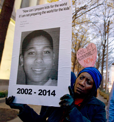 Fight continues despite miscarriage of justice in Tamir Rice case
