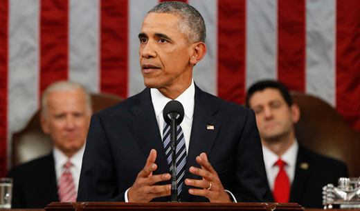Obama's State of the Union: A framework for the nation's future
