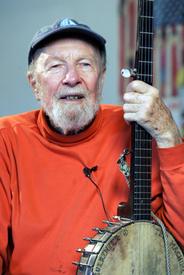 Petition seeks Nobel Prize for Pete Seeger