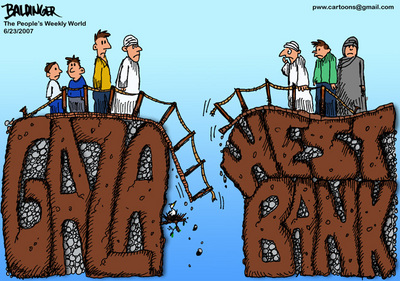CARTOON: Chasm
