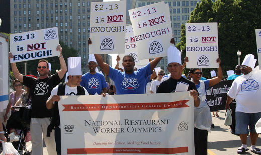 Massachusetts, Michigan minimum wage hikes leave restaurant workers shortchanged