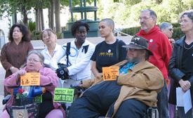 Oakland housing activists demand City Council action