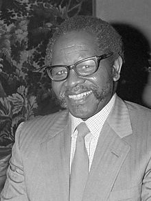Today in history: Birthday of South African liberation fighter Oliver Tambo