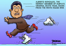 EDITORIAL: Gonzales out, whats next?
