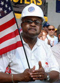 Labor mourns 9/11 dead, fights for the living