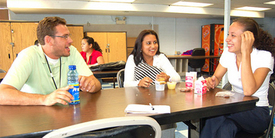 Back to school program honors Rudy Lozano