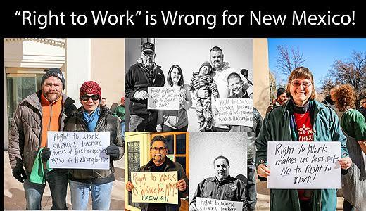 Labor campaign kills anti-worker measures in N.M.