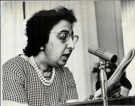 Iraqi Communist Party Mourns Dr. Naziha al-Dulaimi