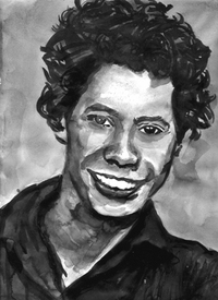 Lorraine Hansberry  playwright and agitator