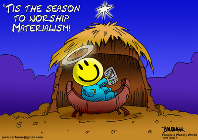 CARTOON: 'Tis the season