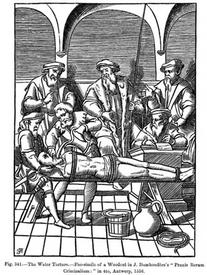 Waterboarding: Torture or mere interrogation technique?