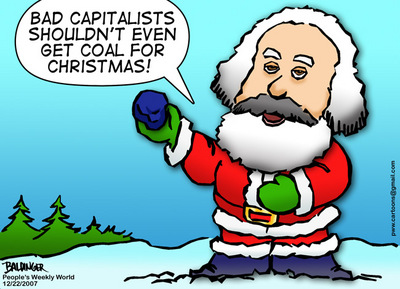 CARTOON: Bad capitalists!